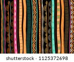 african background  flyer with... | Shutterstock .eps vector #1125372698