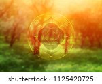 template of banner for web and... | Shutterstock .eps vector #1125420725