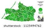 joy kaliningrad region map...   Shutterstock .eps vector #1125494762