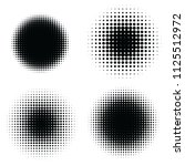 abstract halftone backgrounds....   Shutterstock .eps vector #1125512972