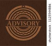 advisory wood signboards | Shutterstock .eps vector #1125544886