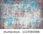 old dirty paper texture | Shutterstock . vector #1125583088