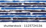hipster watercolor brush... | Shutterstock .eps vector #1125724136
