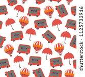 childish british seamless...   Shutterstock .eps vector #1125733916