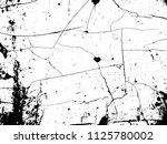 scratch grunge urban background.... | Shutterstock .eps vector #1125780002