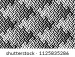 abstract geometric pattern with ... | Shutterstock .eps vector #1125835286