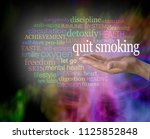 please consider quitting...   Shutterstock . vector #1125852848