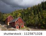 Kennecott  Alaska  Usa   August ...