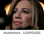 leader of the greek socialist... | Shutterstock . vector #1125921032