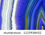 amazing violet agate crystal... | Shutterstock . vector #1125938432