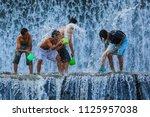 bali  indonesia  june 2  2014 ... | Shutterstock . vector #1125957038