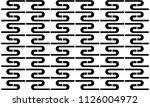black lined background   Shutterstock .eps vector #1126004972
