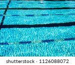 swimming pool  | Shutterstock . vector #1126088072