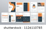 design layout template for... | Shutterstock .eps vector #1126110785