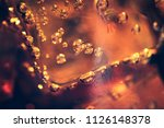 background of cola with ice and ... | Shutterstock . vector #1126148378