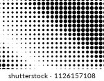halftone background. abstract... | Shutterstock .eps vector #1126157108