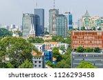 ho chi minh city  vietnam   4... | Shutterstock . vector #1126293458