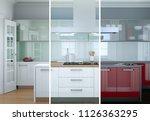 3d illustration of color... | Shutterstock . vector #1126363295