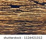 rough surface wood. beautiful... | Shutterstock . vector #1126421312