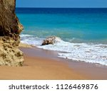 beautiful atlantic coast in the ... | Shutterstock . vector #1126469876