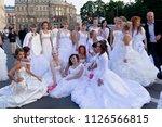 russia  st. petersburg  25 06... | Shutterstock . vector #1126566815