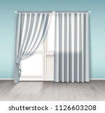 vector realistic illustration... | Shutterstock .eps vector #1126603208