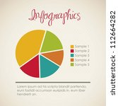 infographics illustration of... | Shutterstock .eps vector #112664282