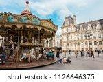 Paris  Ile De France   France ...