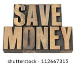 save money   financial concept  ... | Shutterstock . vector #112667315