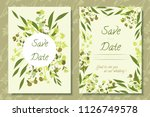 vintage illustration with... | Shutterstock .eps vector #1126749578