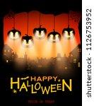 Halloween Design Pumpkins With...