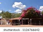 daly waters  australia   jun 13 ... | Shutterstock . vector #1126766642