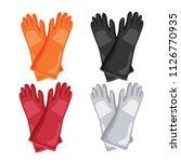 glove vector collection design