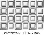 digital tile design. idea for... | Shutterstock . vector #1126774502