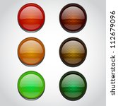 traffic lights | Shutterstock .eps vector #112679096