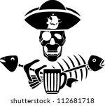 Humor Piracy Tavern Symbol...