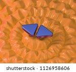 left right mark icon on...   Shutterstock . vector #1126958606