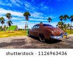 vinales  february 4  classic... | Shutterstock . vector #1126963436