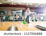 full length of dedicated... | Shutterstock . vector #1127006888
