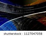 transparent walls of office...   Shutterstock . vector #1127047058