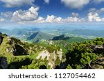 foto from great rozsutec hill... | Shutterstock . vector #1127054462