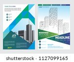 creative cover  layout ... | Shutterstock .eps vector #1127099165