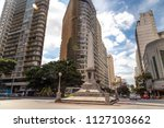 belo horizonte  brazil   jul 4  ... | Shutterstock . vector #1127103662