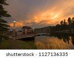 Legion Lake Sunset