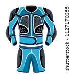 protective equipment for... | Shutterstock .eps vector #1127170355