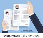illustration vector flat... | Shutterstock .eps vector #1127243228