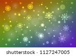 light multicolor vector layout... | Shutterstock .eps vector #1127247005