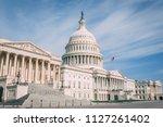 washington d.c.  usa may 2018 ... | Shutterstock . vector #1127261402
