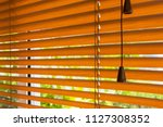 fragment of the red brown... | Shutterstock . vector #1127308352