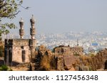 View Of Hyderabad Cityscape...